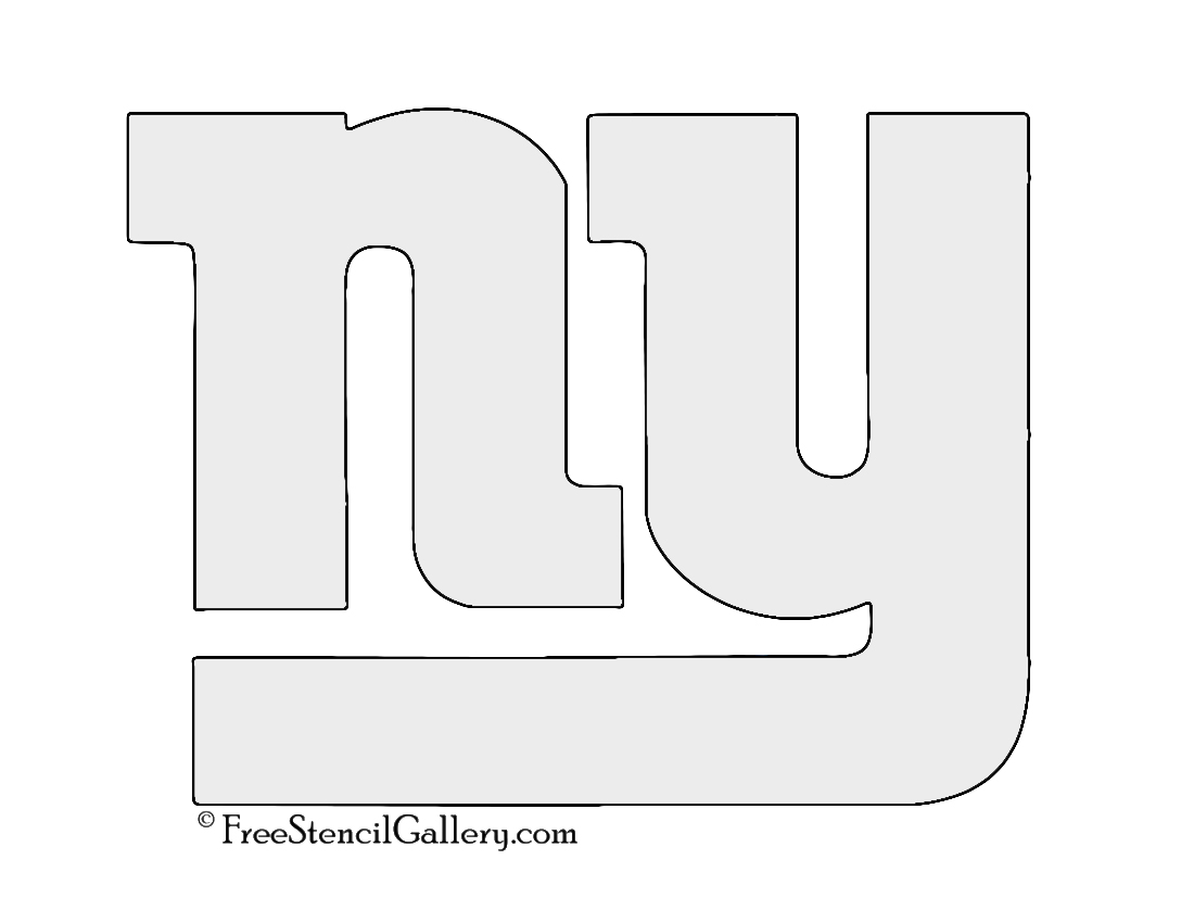 ny giants coloring pages - photo#25