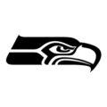 NFL Seattle Seahawks Stencil