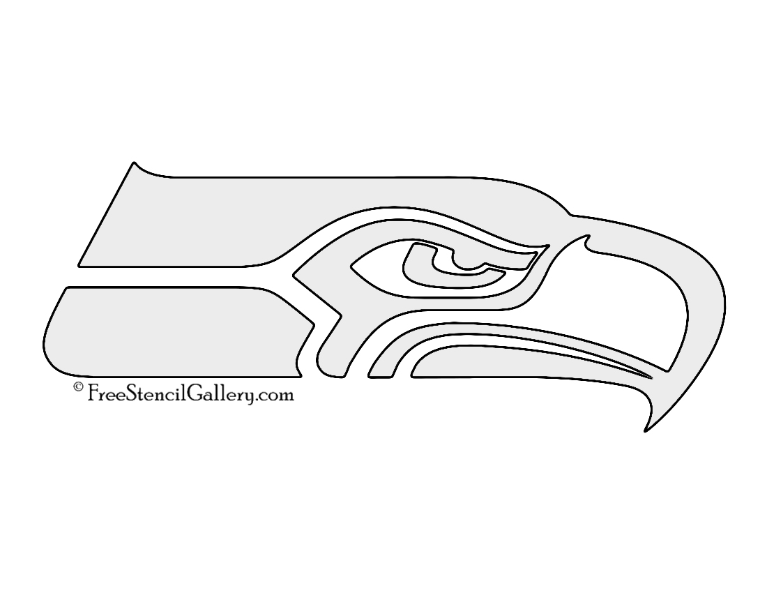 Seattle Seahawks Free Colouring Pages Seahawks Color Pages