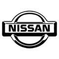 Nissan Logo Stencil