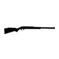 Rifle Stencil