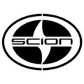 Scion Logo Stencil