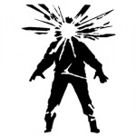 The Thing Stencil