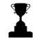 Trophy 01 Stencil
