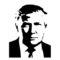 Donald Trump Stencil