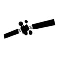 Satellite 02 Stencil