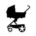 Stroller Stencil