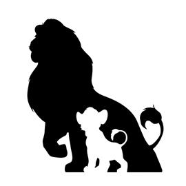 Lion King Stencil Free Stencil Gallery
