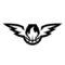 NBA Atlanta Hawks Logo 02 Stencil