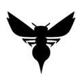NBA Charlotte Hornets Logo Stencil