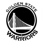 NBA Golden State Warriors Logo Stencil