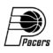 NBA Indiana Pacers Logo Stencils