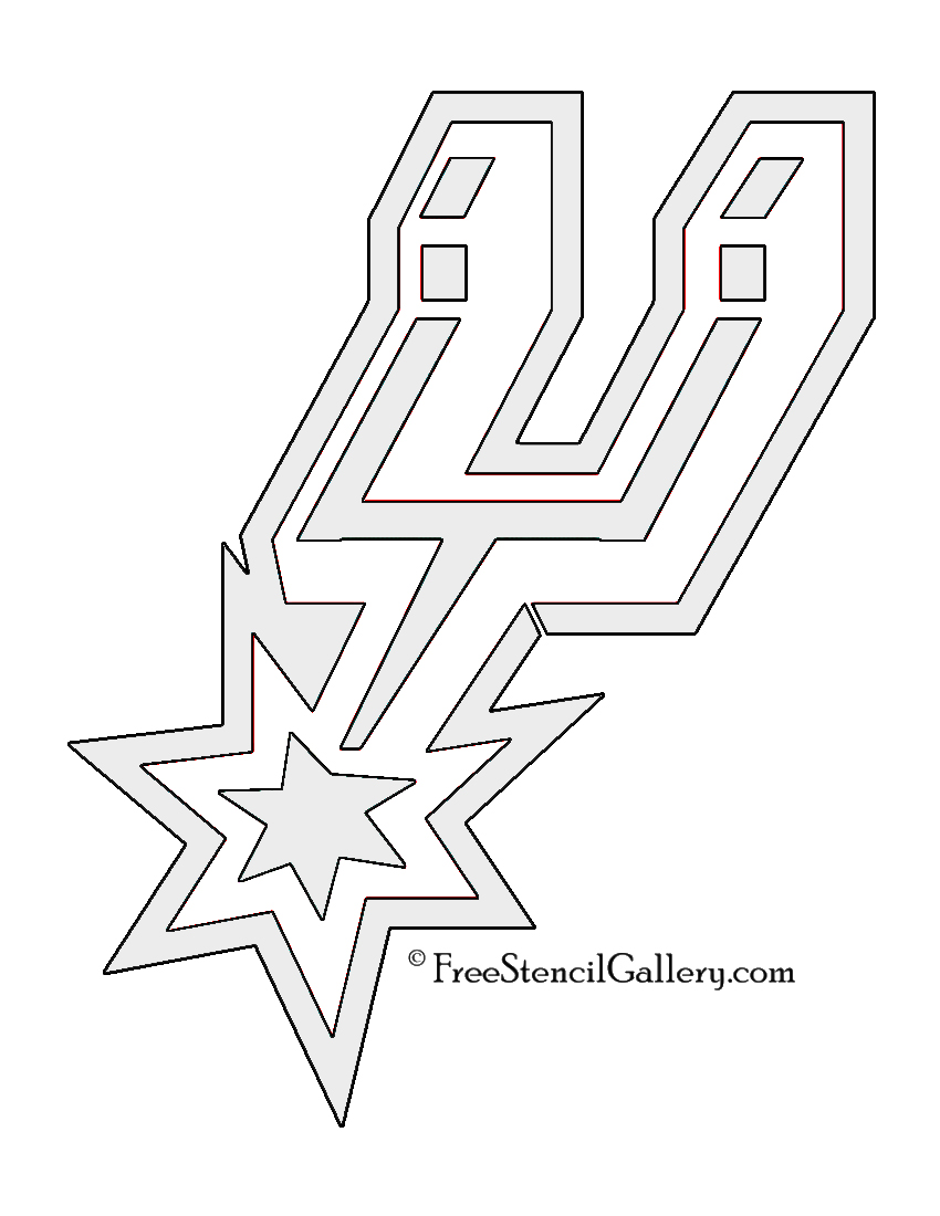 Toronto raptors printable coloring pages toronto best for San antonio spurs coloring pages