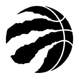Nba Toronto Raptors Logo Stencil Free Stencil Gallery