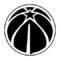 NBA Washington Wizards Logo Stencil