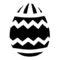Easter Egg 15 Stencil