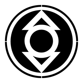 Indigo lantern corps symbol - photo#16