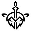 League of Legends - Bandle City Crest Stencil
