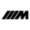 BMW M Series Stencil