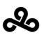 Cloud9 Logo Stencil