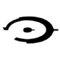 Halo Logo Stencil