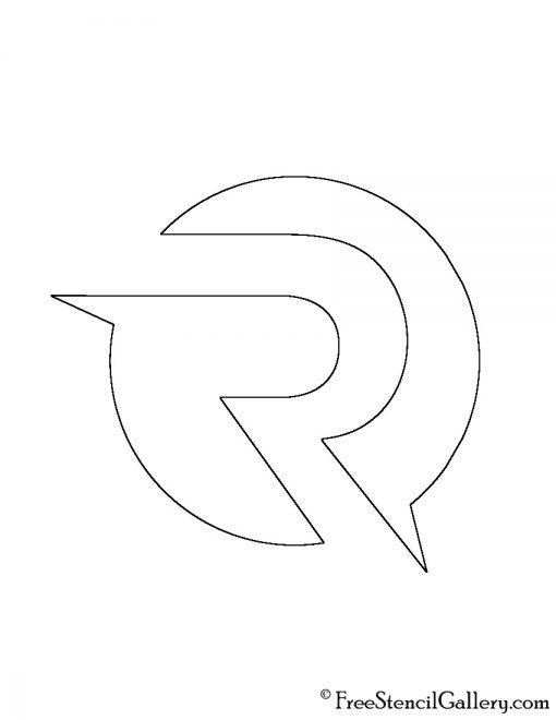 Origen Logo Stencil