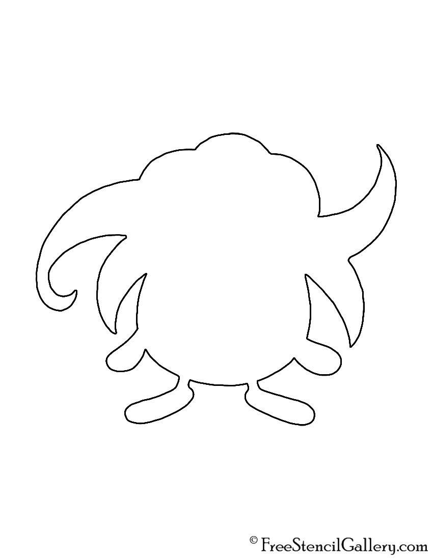 Pokemon free stencil gallery part 3 pokemon gloom silhouette stencil biocorpaavc