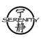 Serenity Logo Stencil