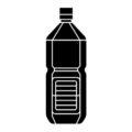 Water Bottle 02 Stencil
