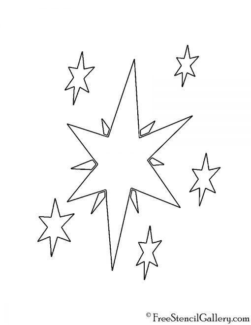 My Little Pony - Twilight Sparkle Cutie Mark Stencil