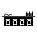 Bar Stencil