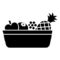 Fruit Basket Stencil