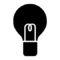 Light Bulb 02 Stencil