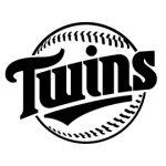 MLB - Minnesota Twins Logo Stencil