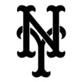 MLB - New York Mets Logo Stencil
