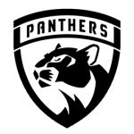 NHL - Florida Panthers Logo Stencil