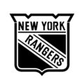 NHL - New York Rangers Logo Stencil
