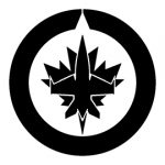 NHL - Winnipeg Jets Logo Stencil