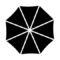 Umbrella 04 Stencil
